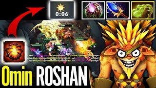 WTF 0 MIN ROSHAN - Aghanim Bristleback Cancer Build Is Back Dota 2 gameplay