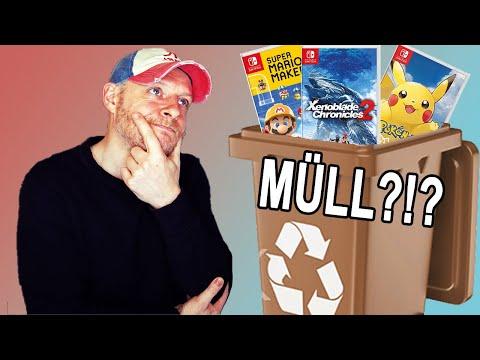 Welche Nintendo Switch Spiele würde ich mir NICHT mehr kaufen?