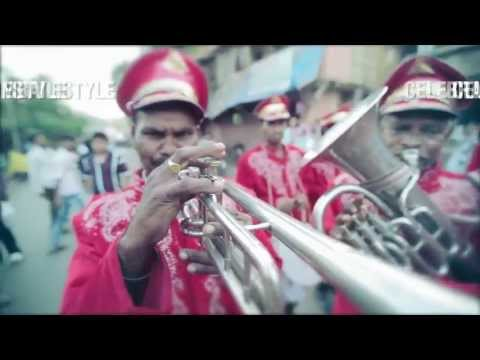 Run for a Reason #Indian Wedding Bands | Standard Chartered Mumbai Marathon