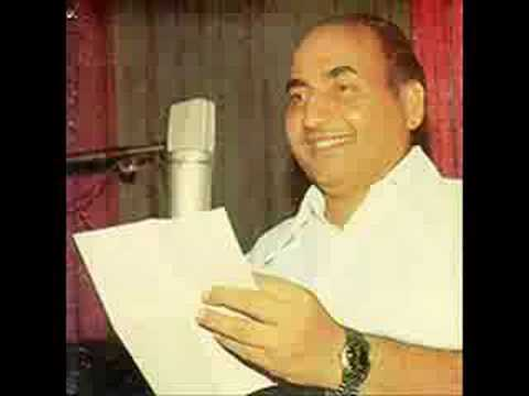 MAi ye soch kar uske dar se (sad song of Md. RAFI)