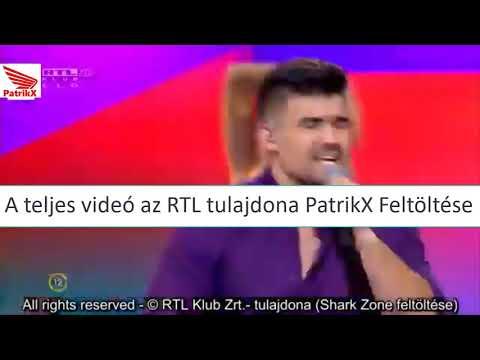 Burai Renátó   Bolond vagyok Élő show 3  X faktor 2019