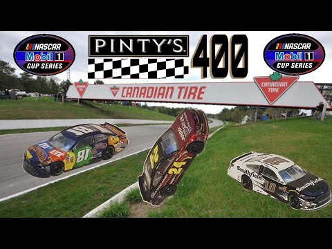 "NM1CS ""Pinty's 400"" From Canadian Motorsports Park (Read Desc.) Race 8/13"