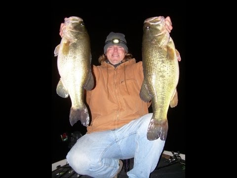 Trophy Bass Crushing Swimbaits