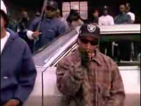 Eazy E Real Mother Fucking G's Lyrics video