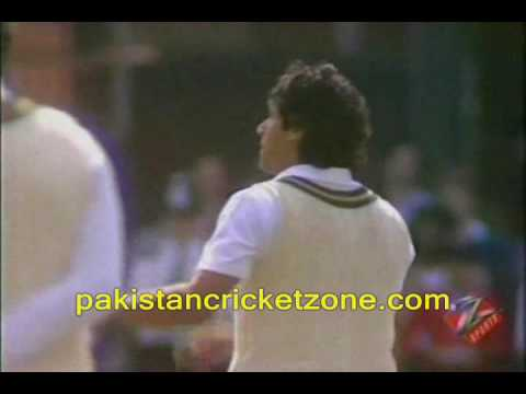 Nasty Imran Khan bouncer