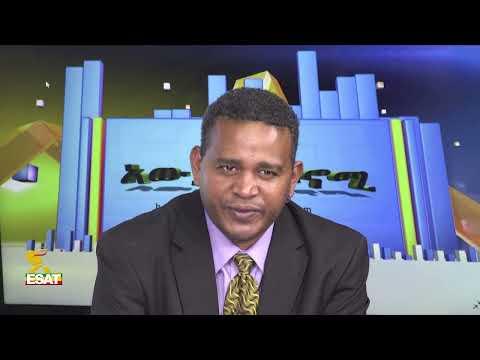 ESAT Awde Economy - Ermias with Dr. shiferaw and Dr. Yitagesu Sat 11 Nov 2018