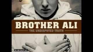 Watch Brother Ali Pedigree video