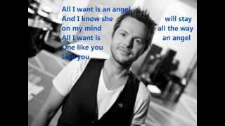 Watch Espen Lind All I Want Is An Angel video