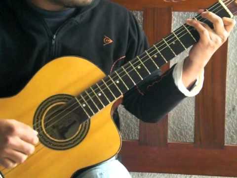MI UNIVERSO (SOLO GUITARRA ACUSTICA) Musica Cristiana ...