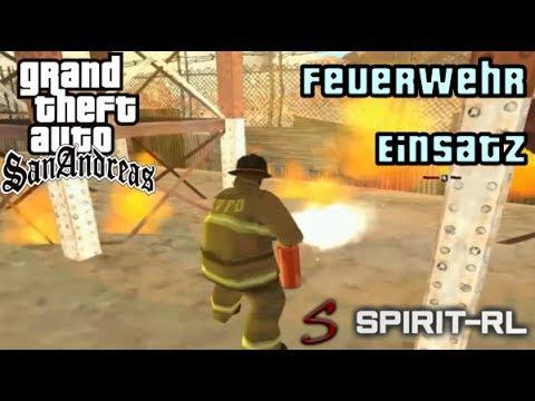[Legends of Spirit RealLife] Feuerwehreinsatz
