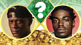 WHO'S RICHER? - Boosie Badazz or Kodak Black? - Net Worth Revealed! (2017)