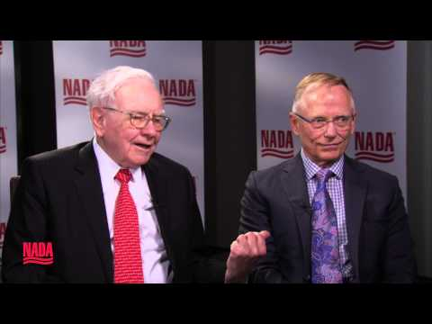 Warren Buffett and Larry Van Tuyl interviewed by NADA-TV