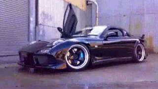 RX-7 Sex on Wheels