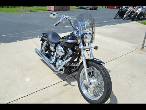 SOLD! 2003 Harley-Davidson FXDL Dyna Low Rider 100th Anniversary 5067