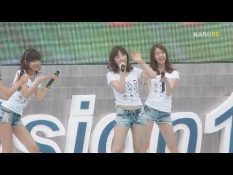 Fancam 100618 SNSD - Oh! + GeeSangam