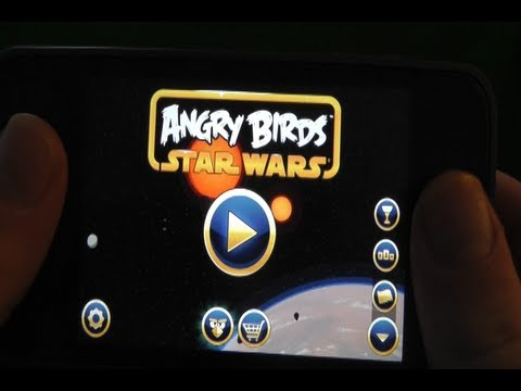 Angry Birds Star Wars App Review