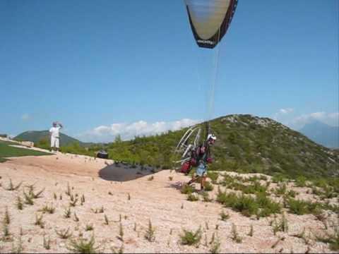 Paragliding Alanya september 2009