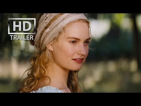 Cinderella | official trailer #1 US (2015) Disney Lily James Kenneth Branagh