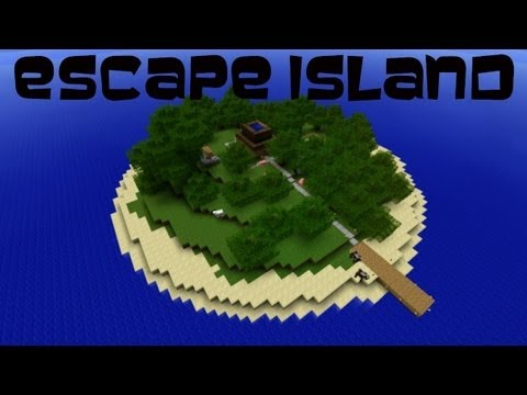 Escape Island | Adventure Map | Ep. 1