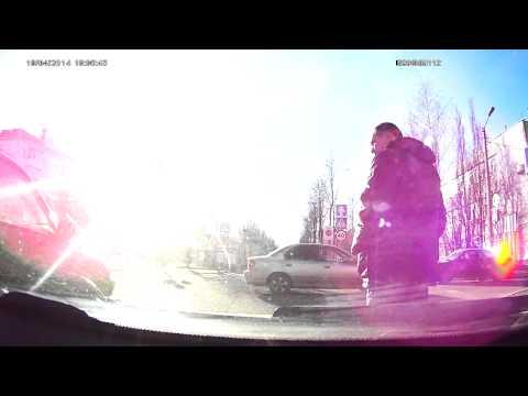 Йошкар-Ола. Идиоты на дороге…