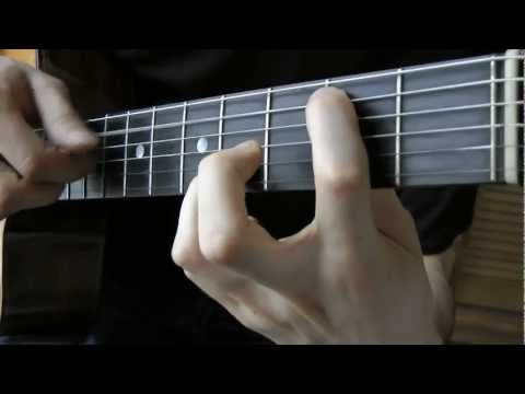 Cours de guitare - The Red Hot Chili Peppers : Road Trippin' (1/7) Présentation, Riff A (début)