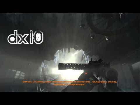 Metro 2033 Test dx9 vs dx10 vs dx11 - Sunlight (720p_H.264-AAC)