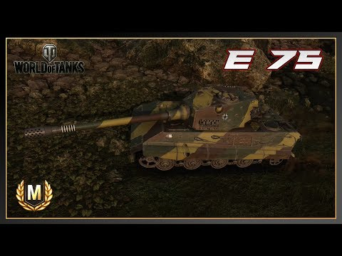 World of Tanks // E 75 // Ace Tanker // Xbox One