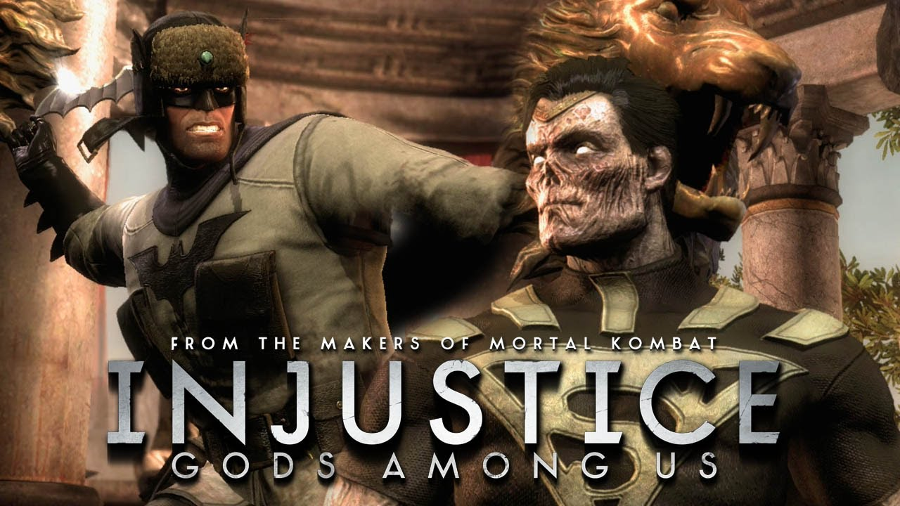injustice gods among us batman red son vs superman