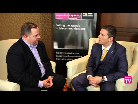 Paul Collinson, Capacity Publisher talks to Michael Wheeler about NTT Communications' growth strategy and network intelligence.