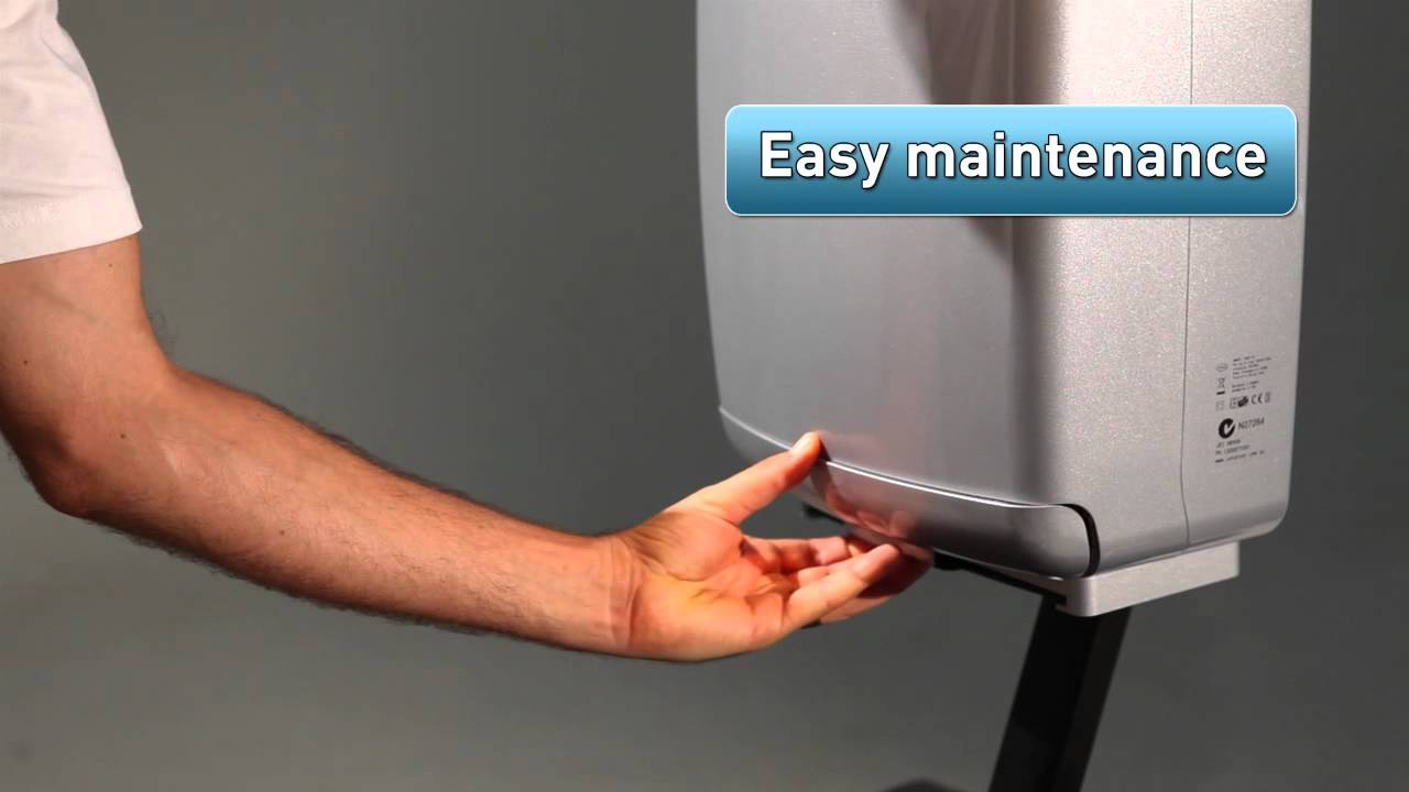 Jet dryer executive electric hand dryers bathroom for Bathroom hand dryers electric