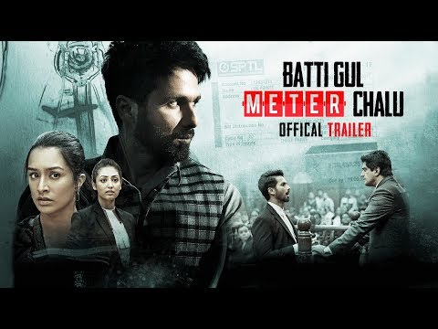 Batti Gul Meter Chalu - Official Trailer