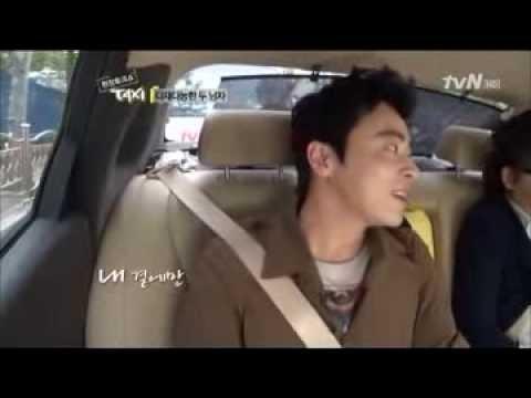 조정석 (Cho Jung Seok ) '소녀; Girl' - tvN 현장토크쇼 ,택시( 121018 )