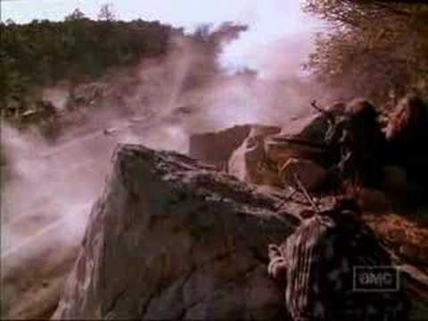 Red Dawn - Clip 06 - WOLVERINES! Video