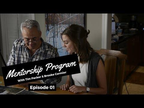 Mentorship Program with Brooke Cormier: Episode 1