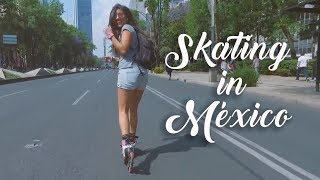 PLANET ROLLER SKATE PRESENTS: AN ANTI CLIQUE PRODUCTION - South American Roller Skate Adventure!