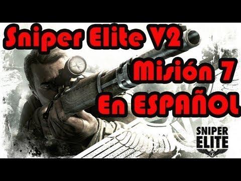Sniper Elite V2 [En Español] Misión 7: Torre Antiaérea de Tiergarten