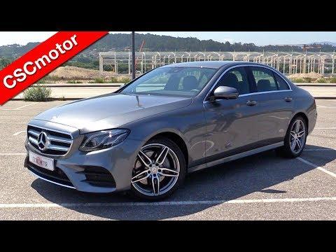Mercedes-Benz Clase E - 2016 | Revisión en profundidad y encendido