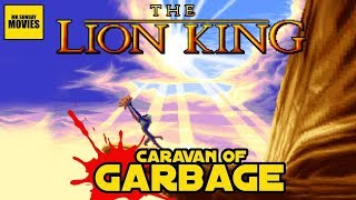 The Lion King CHALLENGE - Caravan Of Garbage