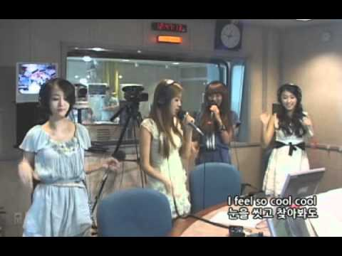 [radio] Sistar - So Cool  [30 08 2011] video