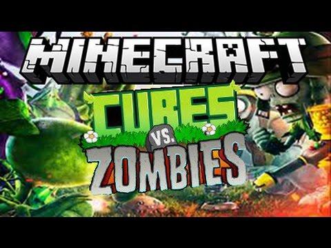 Cubes vs Zombies Mini-jeu