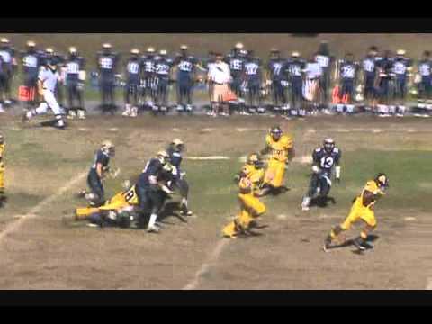 Jeremy Dixon: #7 WR / KR / PR Averett University Cougars.