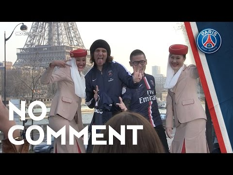 NO COMMENT - ZAPPING - David Luiz  Thiago Silva Zlatan Ibrahimovic