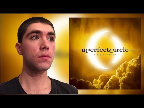"A Perfect Circle-""Disillusioned"
