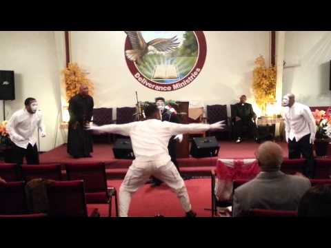 Tasha Cobbs Break Every Chain Mime By Pwdm Holyfire video