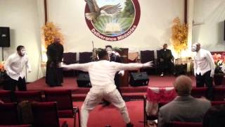 Tasha Cobbs Break Every Chain Mime By PWDM HolyFire