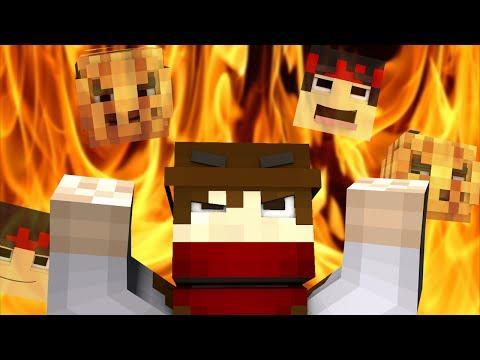ЖОПОВЗРЫВАТЕЛЬНЫЙ ПАРКУР (Minecraft)