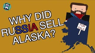Why did Russia sell Alaska to America? (Short Animated Documentary)