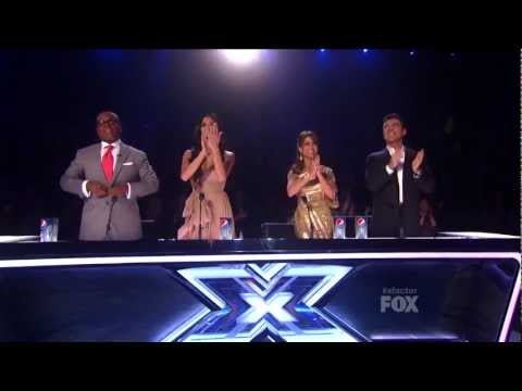 Kelly Clarkson - What Doesnt Kill You (Stronger) (Live on The X Factor 11-23-2011) [HD]