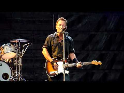 Bruce Springsteen - Factory - Frankfurt 2009-07-03 CLOSEUP