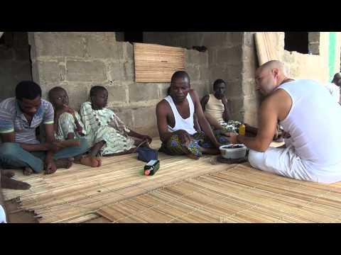 PART 2 - Babalawo's performing ancient IboFa rites 動画